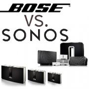 Sonos of Bose