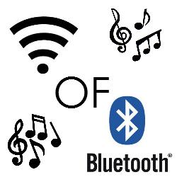 Wifi of Bluetooth speakers