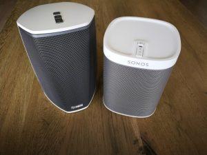 Heos by Denon of Sonos