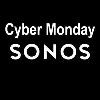 Cyber Monday Sonos