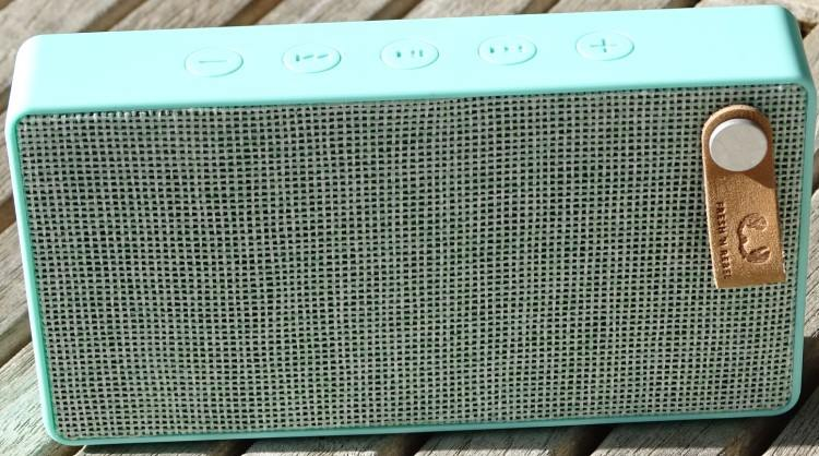 Fresh 'n Rebel Rockbox Slice review