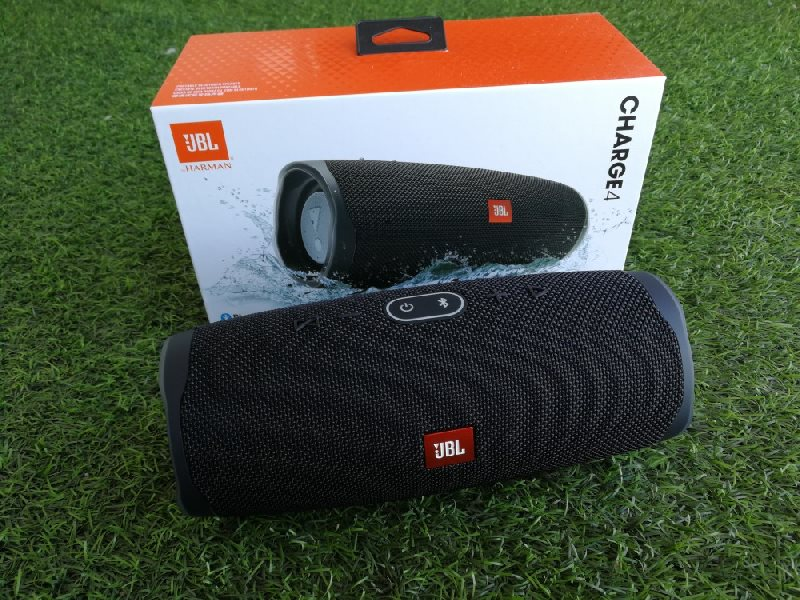 JBL Charge 4 review - Bluetooth speaker