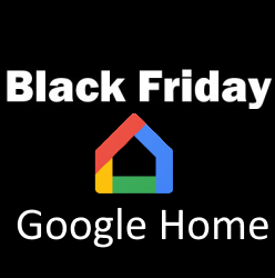 Black Friday Google Home speaker