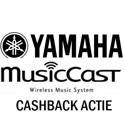 MusicCast cashback