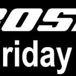 Bose Black Friday 2020
