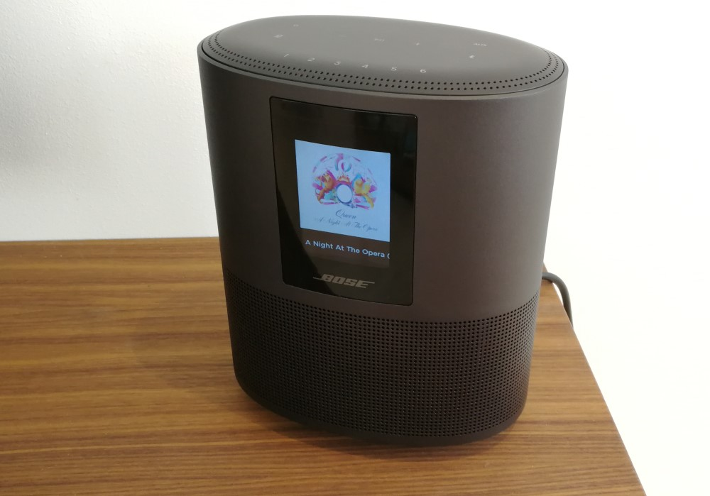 Bose Home speaker 500 review
