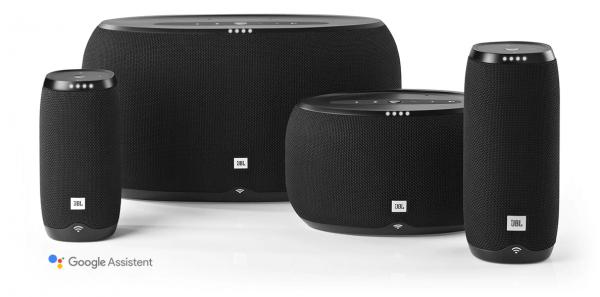 JBL Link speakers