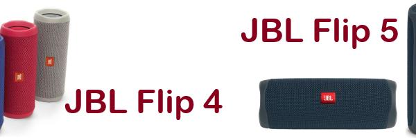 JBL Flip 4 of JBL Flip 5