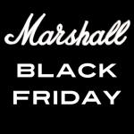 Marshall Black Friday 2021